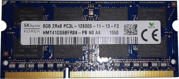 8GB 2Rx8 PC3L
